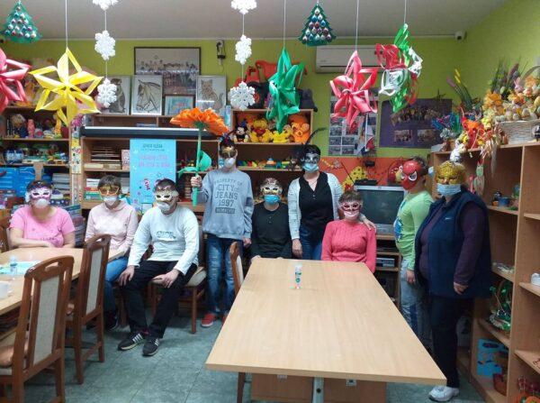 Unterstützung für NADA in Serbien