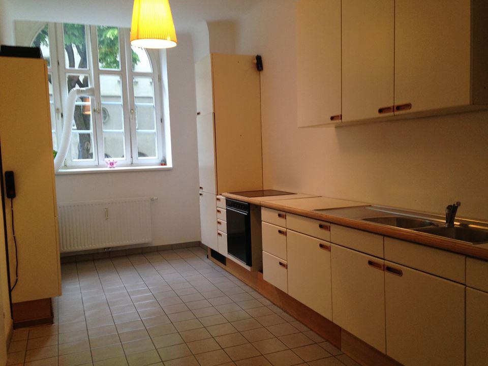neue Küche Mai16