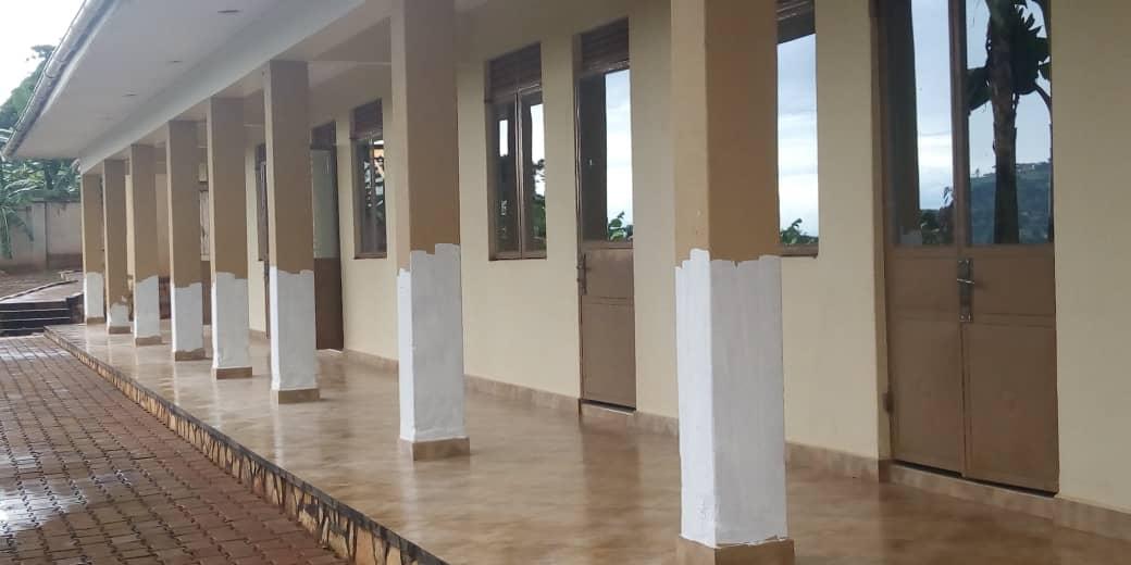 Renovierungen im Gästehaus