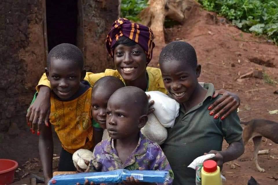 Kochen für die Straßenkinder in Kampala