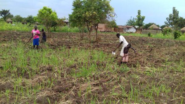 Hoffnung im Norden Ugandas!